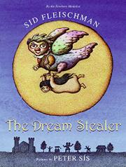 Book Cover for THE DREAM STEALER
