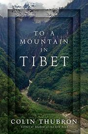 Book Cover for TO A MOUNTAIN IN TIBET