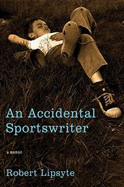 Book Cover for AN ACCIDENTAL SPORTSWRITER