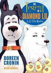 Book Cover for THE LEGEND OF DIAMOND LIL