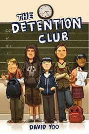 THE DETENTION CLUB by David Yoo