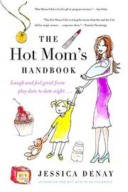 Cover art for THE HOT MOM'S HANDBOOK