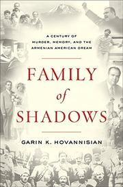 Cover art for FAMILY OF SHADOWS