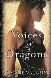 Book Cover for VOICES OF DRAGONS