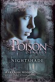 Book Cover for THE POISON DIARIES:  NIGHTSHADE