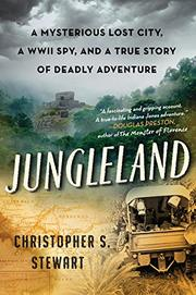 Book Cover for JUNGLELAND