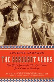 Cover art for THE ARROGANT YEARS