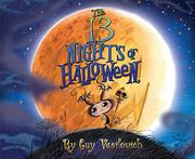 Book Cover for THE 13 NIGHTS OF HALLOWEEN