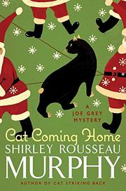 Book Cover for CAT COMING HOME