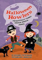 Book Cover for HALLOWEEN HOWLERS