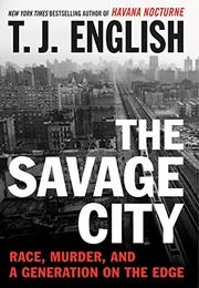 Book Cover for THE SAVAGE CITY