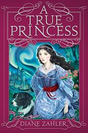 Cover art for A TRUE PRINCESS