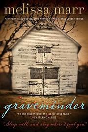 Book Cover for GRAVEMINDER