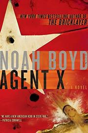 AGENT X by Noah Boyd