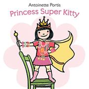 Book Cover for PRINCESS SUPER KITTY