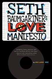 Cover art for SETH BAUMGARTNER'S LOVE MANIFESTO