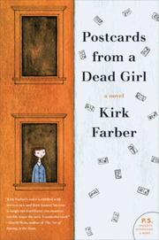 POSTCARDS FROM A DEAD GIRL by Kirk Farber