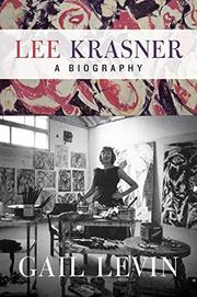 Cover art for LEE KRASNER