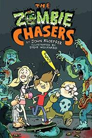Book Cover for THE ZOMBIE CHASERS