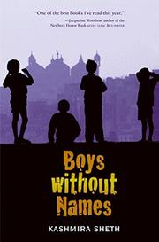Cover art for BOYS WITHOUT NAMES