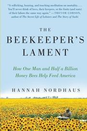 Book Cover for THE BEEKEEPER'S LAMENT