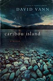 Cover art for CARIBOU ISLAND