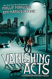 Cover art for VANISHING ACTS