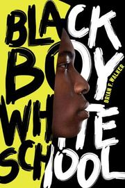 Book Cover for BLACK BOY WHITE SCHOOL