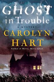 Cover art for GHOST IN TROUBLE