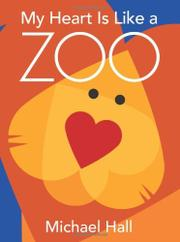 Book Cover for MY HEART IS LIKE A ZOO