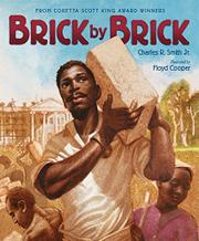 Book Cover for BRICK BY BRICK
