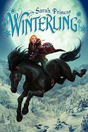 Cover art for WINTERLING