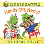 Book Cover for HANDS OFF, HARRY!