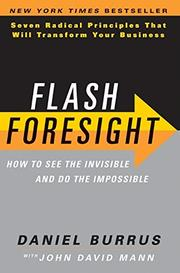 Cover art for FLASH FORESIGHT