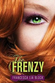 Cover art for THE FRENZY