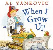 Book Cover for WHEN I GROW UP