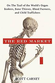 Cover art for THE RED MARKET