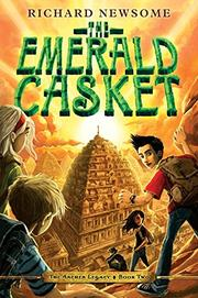 Book Cover for THE EMERALD CASKET