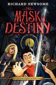 THE MASK OF DESTINY by Richard Newsome