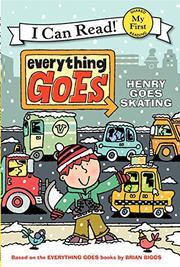 HENRY GOES SKATING by B.B. Bourne