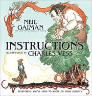Book Cover for INSTRUCTIONS