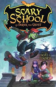 Cover art for SCARY SCHOOL