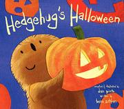 HEDGEHUG'S HALLOWEEN by Benn Sutton