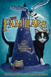 Cover art for THE FAMILIARS