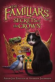 Cover art for SECRETS OF THE CROWN