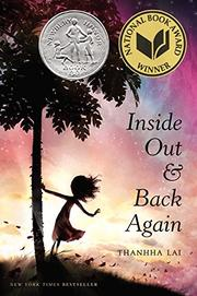 Cover art for INSIDE OUT AND BACK AGAIN