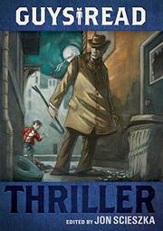 Book Cover for THRILLER