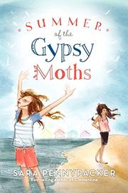 Cover art for SUMMER OF THE GYPSY MOTHS