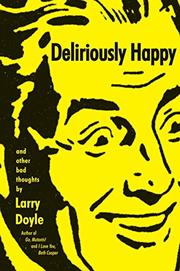 Book Cover for DELIRIOUSLY HAPPY
