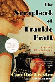 Book Cover for THE SCRAPBOOK OF FRANKIE PRATT